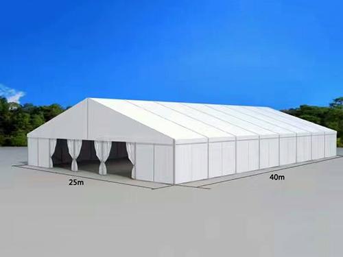 大型展会帐篷图片