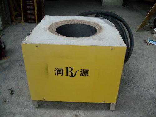100kg中频熔铝炉