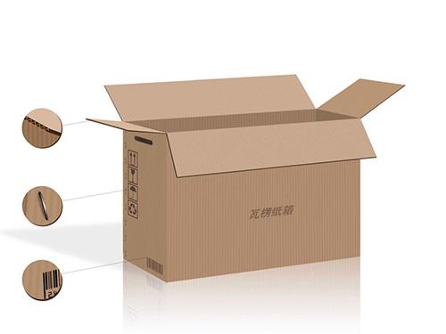 常平外包装纸箱供应商_中宝纸制品_物流_防潮_家电_大型_包装