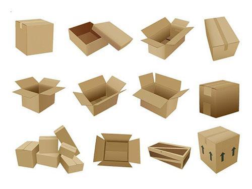 長沙外包裝紙箱廠家直銷_中寶紙制品_塑料_家電_普通_物流