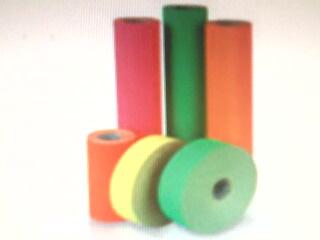 荧光纸生产