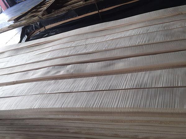 东莞顶级白影直纹木皮