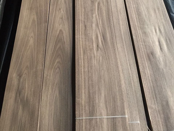 顶级黑胡桃山纹木皮