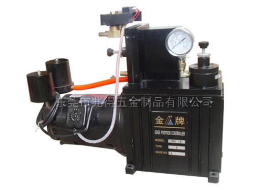 气油压式自动纠编系统