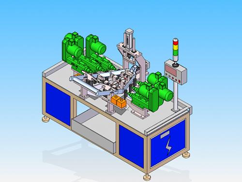 童車鋁管雙向多軸自動數控鉆孔機
