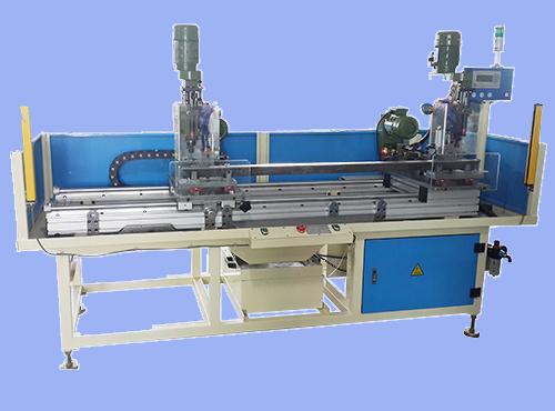 高速全自動4軸長度可調型鉆孔機 JC-LDZKJB401