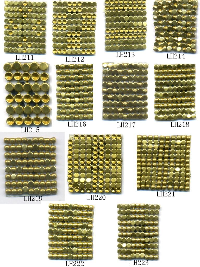 五金饰品网片、铝网片、铜网片、不锈钢网片