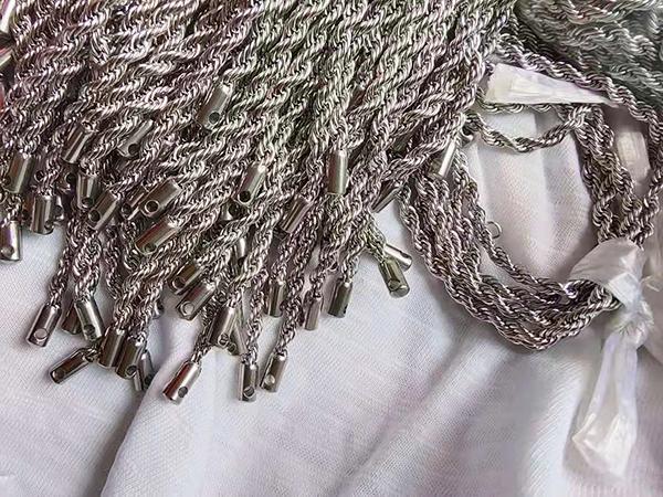 首飾鏈加工