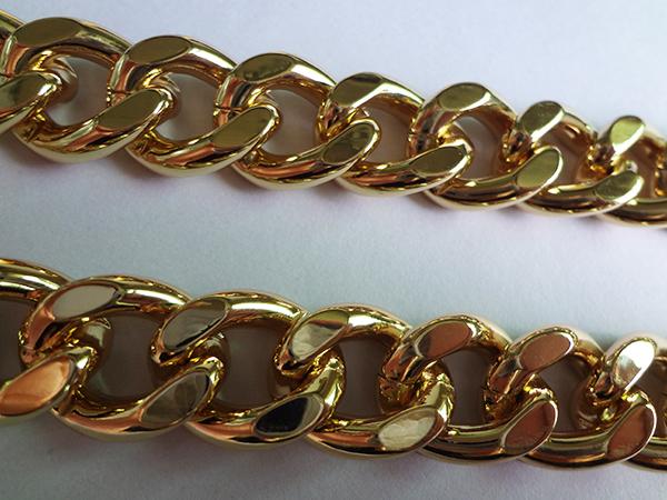 首飾紐磨鏈條加工