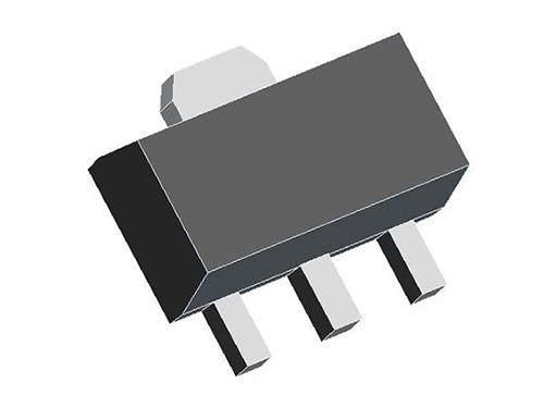 SOT-89-3L三极管