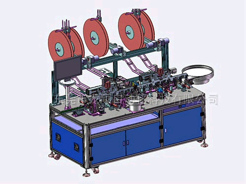 RJ自動組裝機