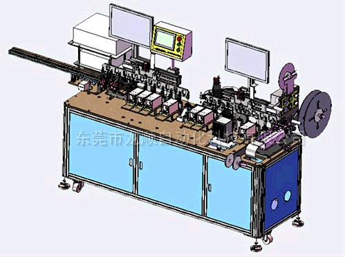 USB3.0系列檢測包裝機