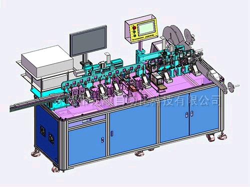 RJ電測CCD檢測包裝機