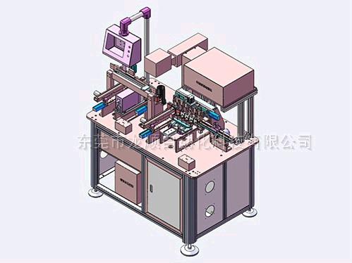 HDMI電測焊接機