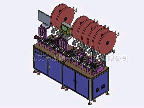 Audio-jack系列組裝機