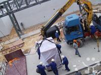 东莞搬家公司厂房搬迁必备的联运搬家