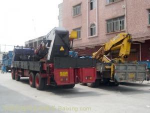 清溪搬家公司厂房搬迁必备的伙伴联运搬家