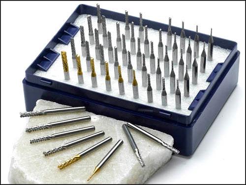 电路板钨钢铣刀/钻头