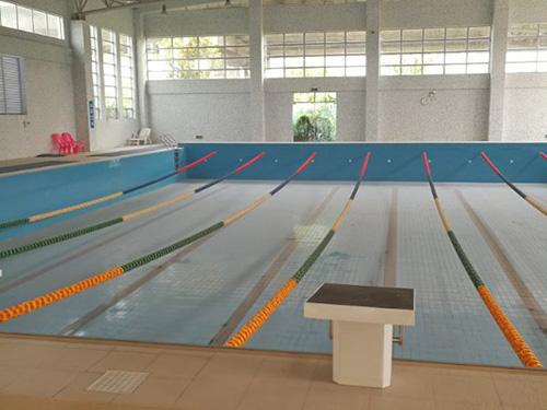 泳道线安装
