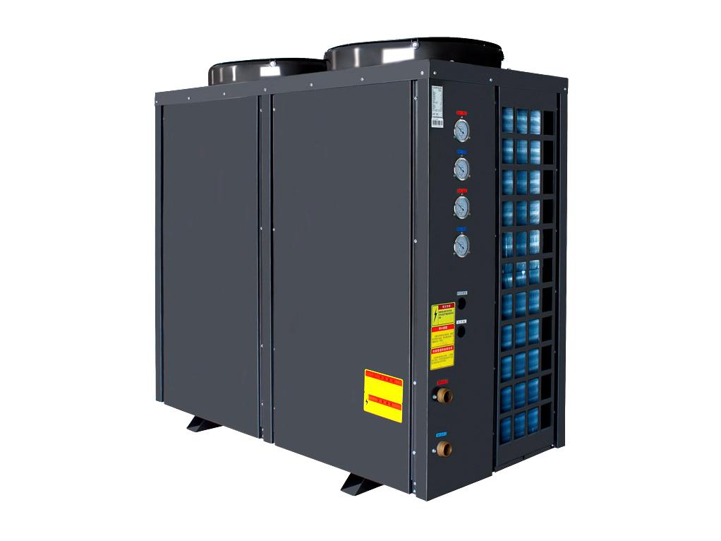 热水热泵 钛金亲水铝箔蒸发器