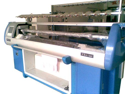 飞翔牌12G双系统电脑横机