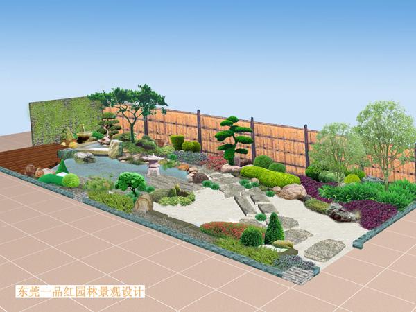 天台花园绿化设计