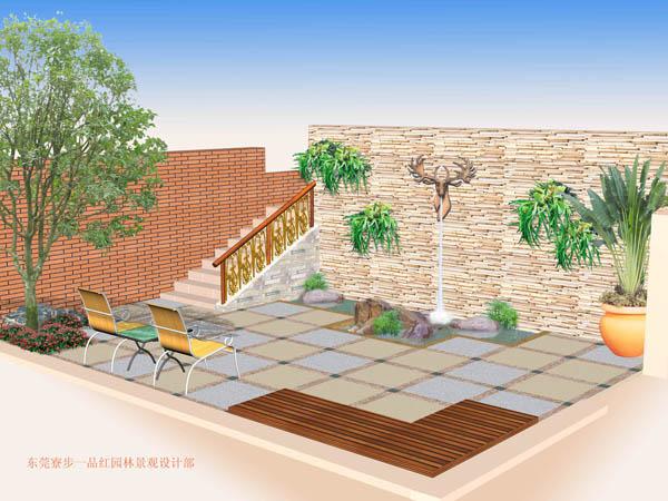 现代-天台花园