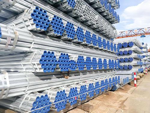 镀锌钢管生产
