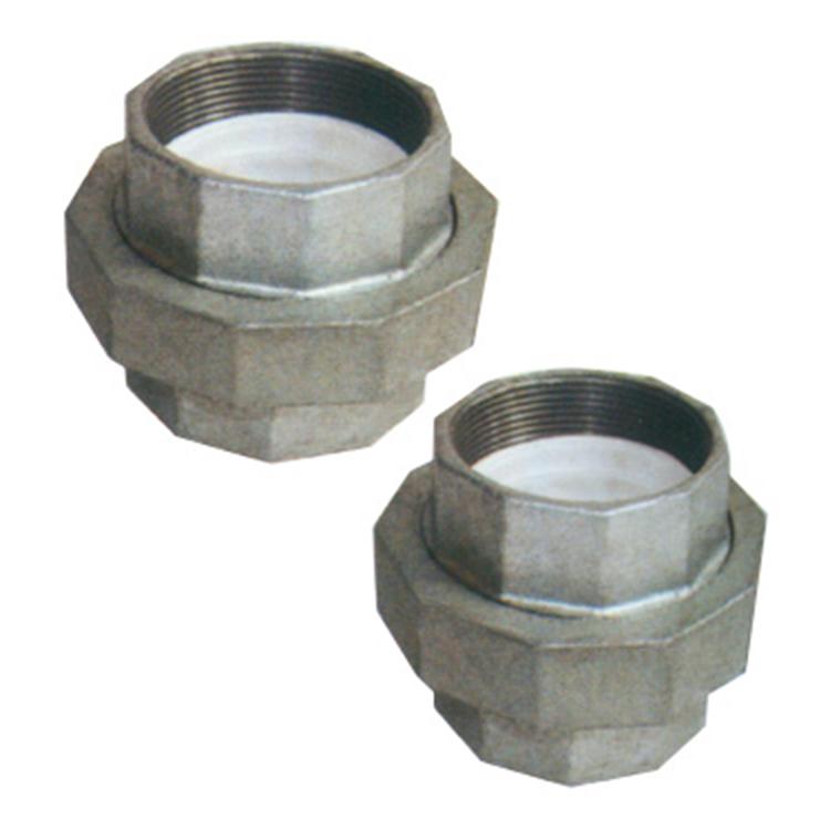 方程建材_07型挠性卡箍接头_横沥沟槽式管件法兰
