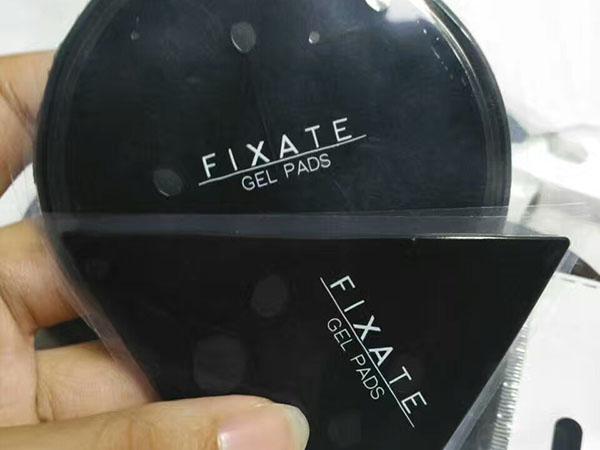 现货水洗反重力Fixate神奇胶垫 粘胶挂钩PU随意贴 纳米吸附防滑垫