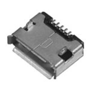 Micro USB 5P母座 B Type·2