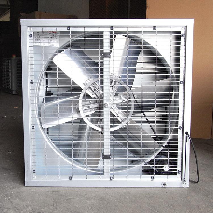 轴流风机 不锈钢 玻璃钢 工业工厂排气 降温 负压风机 厂家直销