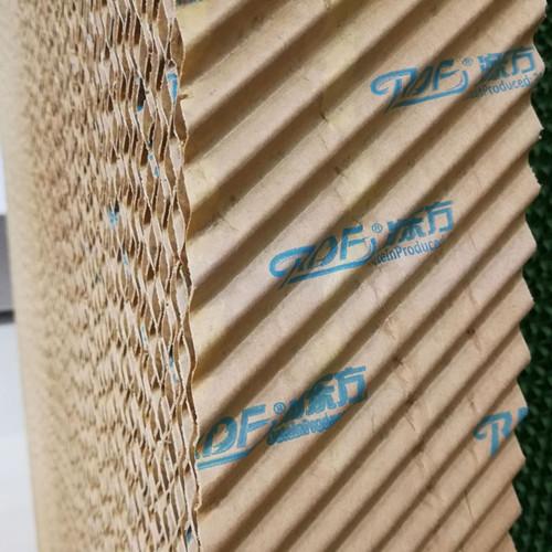 环保空调水帘纸 环保空调湿帘 5090环保空调专用湿帘 空调滤芯