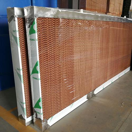 降温水帘墙 湿帘墙 风机水帘 厂房降温水帘墙 养殖专用降温水帘