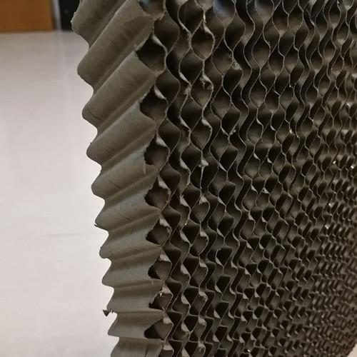 黑色5090#湿帘 黑色降温水帘 黑色降温湿度膜 加湿器专用黑色湿膜