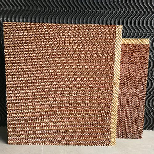 环保空调水帘纸 环保空调配件 蒸发冷却空调纸 水空调5090湿帘纸