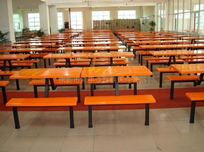 玻璃钢餐桌|四人玻璃钢餐桌|华兴这样制造