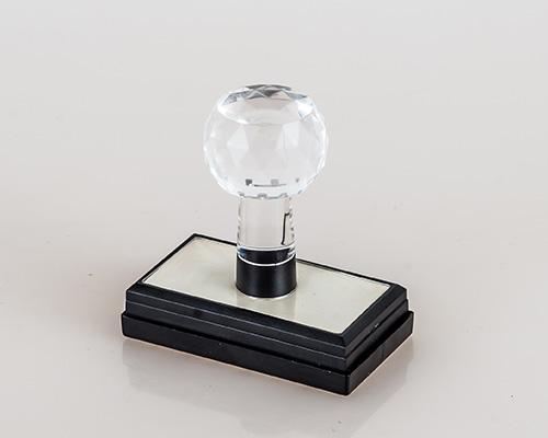 水晶光敏印