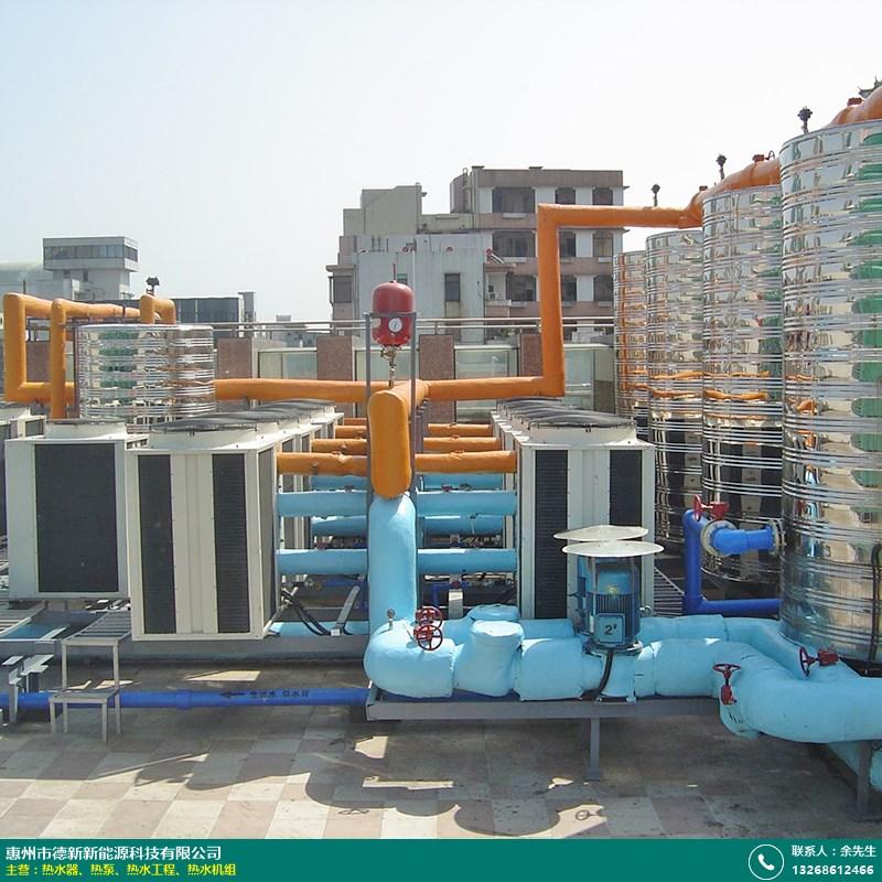 熱泵廠家生產_德新新能源_空氣能_低溫空氣源_商用_專業