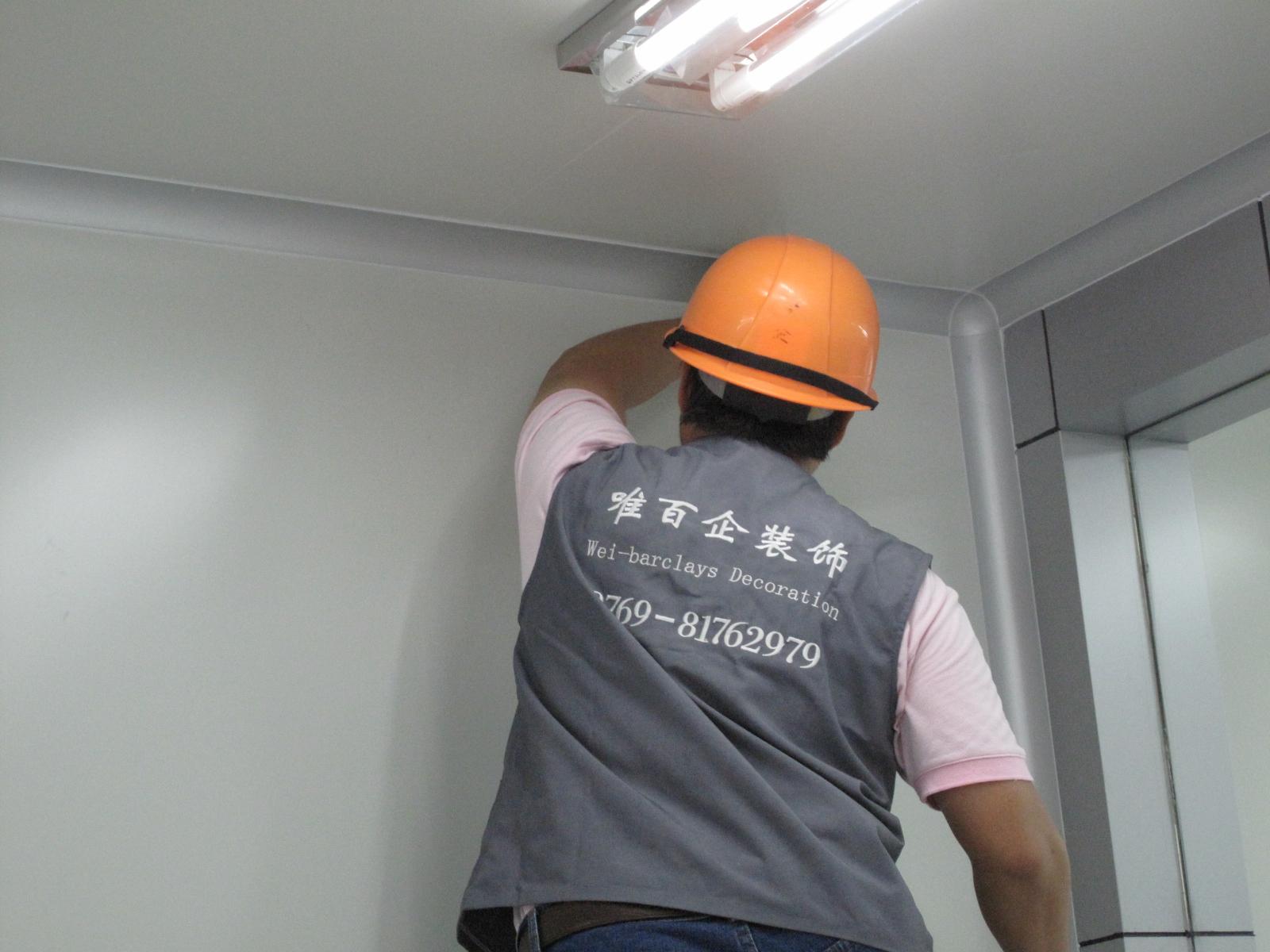 深圳廠房辦公室輕鋼龍骨石膏板隔墻安裝工程 防火防潮隔音效果好