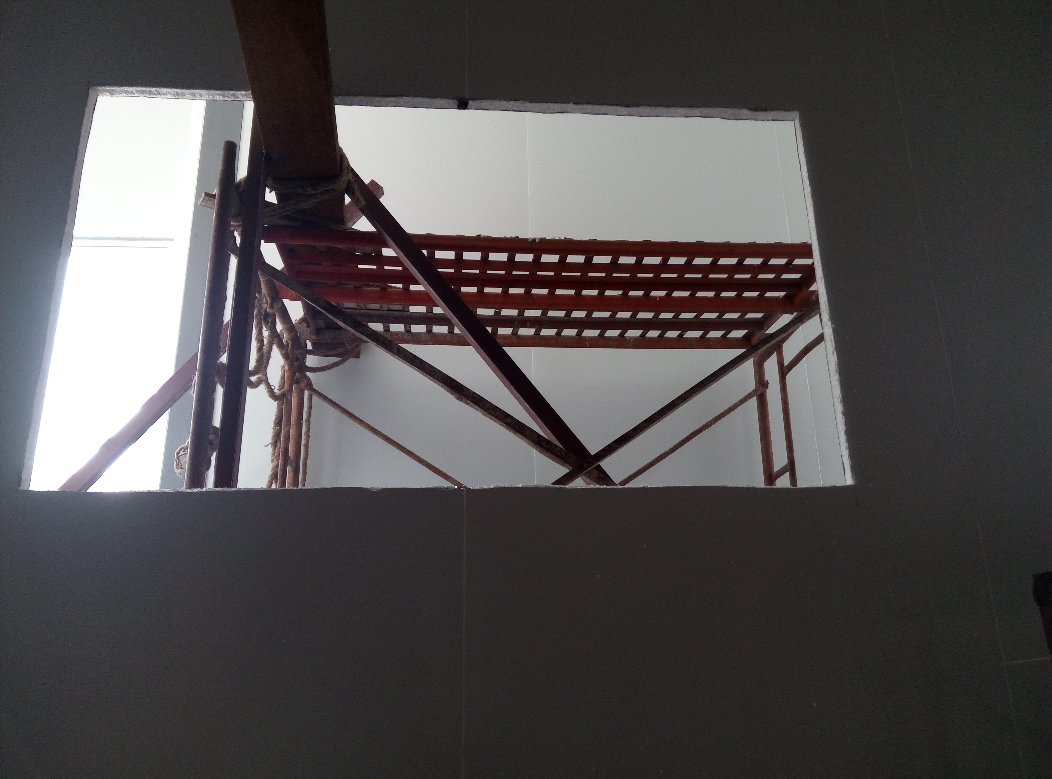 低價承接東莞鋼結構倉庫安裝工程 鋼結構鐵皮棚裝修 廠價材料
