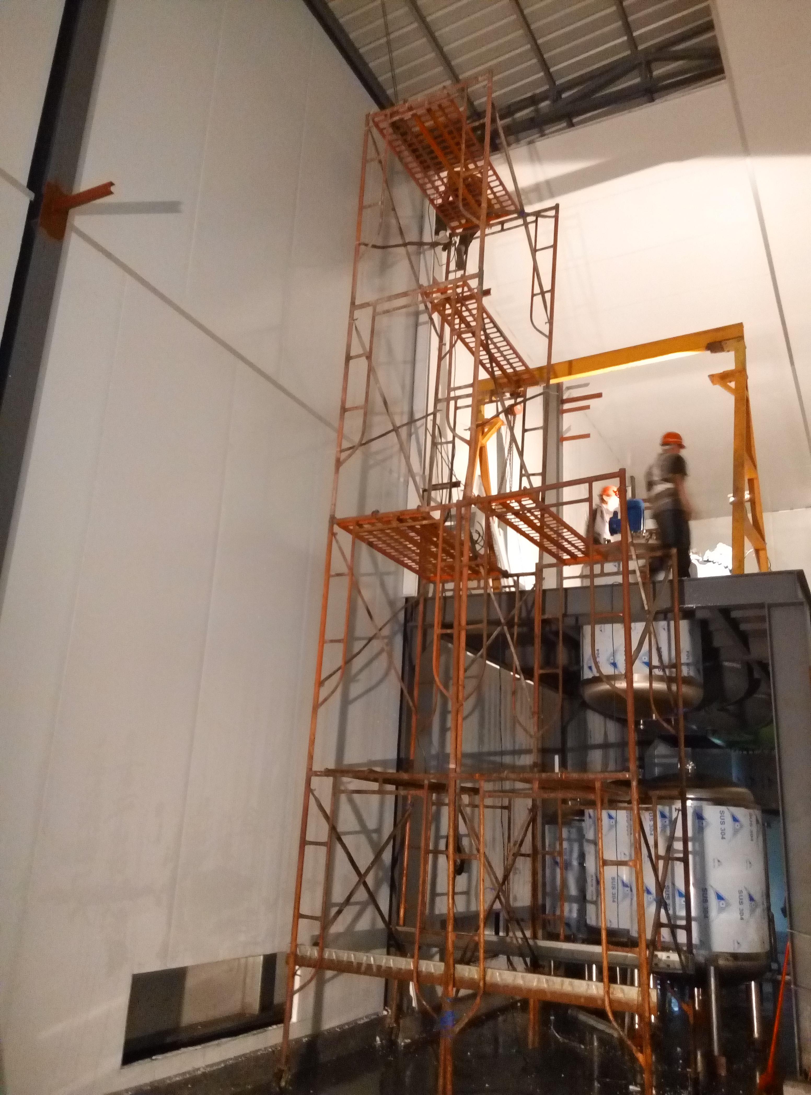 低價供應深圳工業廠房鐵皮房鋼結構工程 按圖紙施工 設計報價維護