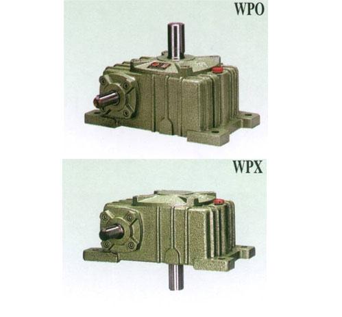 WPX_WPO_减速机