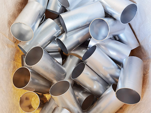 工業純鋁加工
