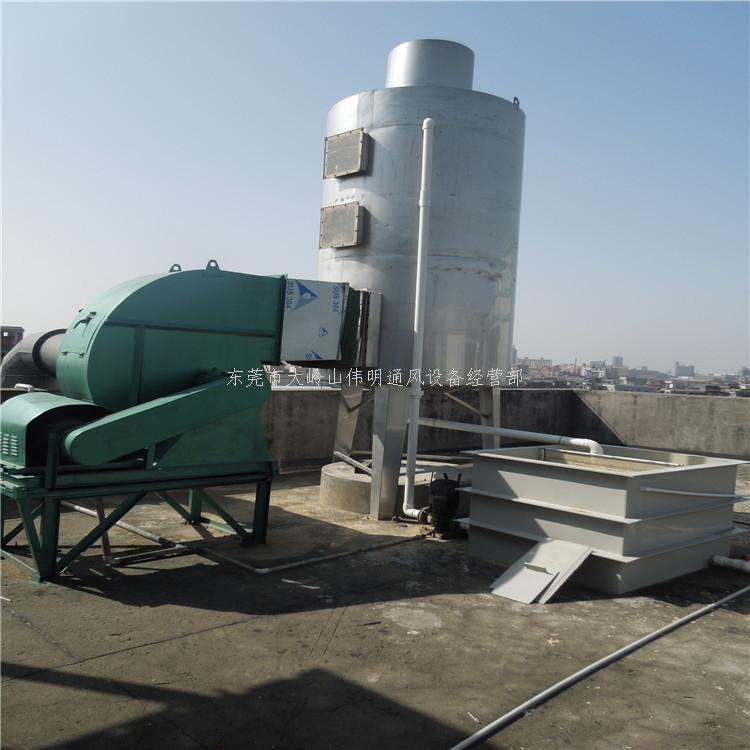 东莞厂房净化,楼顶净化,废气净化工程