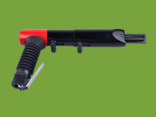 槍形氣動除銹槍