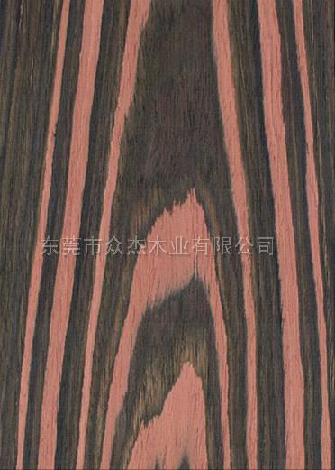 山纹黑檀木皮 科技木皮黑檀 高档黑檀木皮
