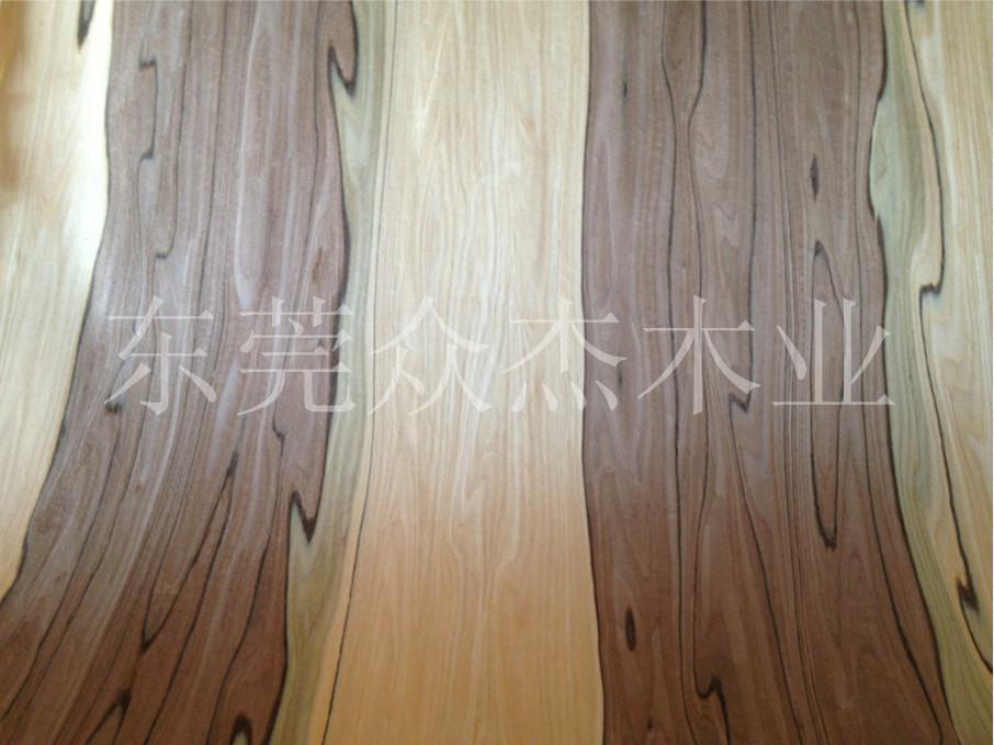 EV青苹果木皮 红苹果木皮 名贵木材 家具木皮