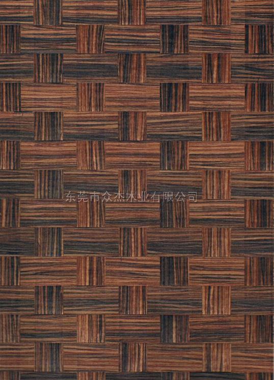 酸枝木皮编织 科技木皮 直纹酸枝 木皮编织 木皮拼花