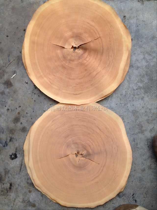 年轮木皮 断纹木皮 横切面纹 木皮图片 天然木横切面